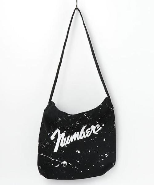 NUMBER (N)INE/ナンバーナイン      number9_2WAY SHOULDER BAG