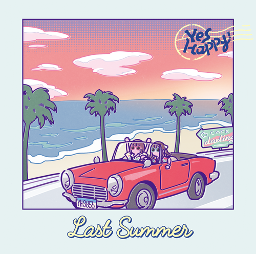 Yes Happy! 1st Album『Last Summer』