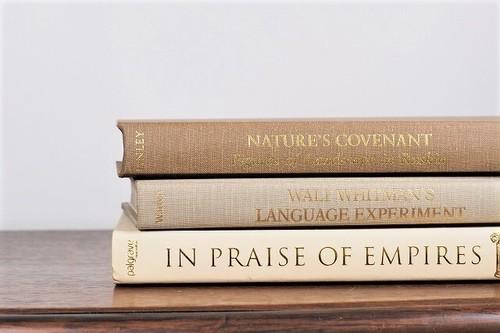 【LS171】IN PRAISE OF EMPIRES -3set- / display book