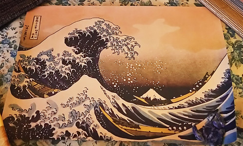 富嶽三十六景 ポスター