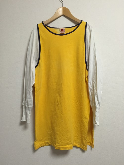 90's RUSSELL L/S T's