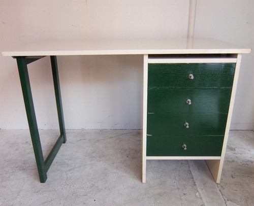 Bicolor Paint Desk Holland