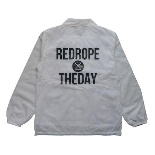 Online Store限定カラー【THEDAY COACH JKT】white