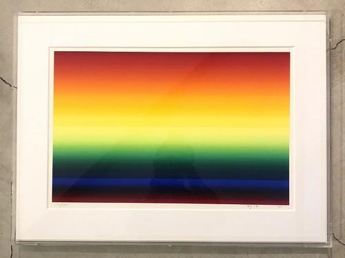 靉嘔 AY-O (アイオー)   「rainbow」