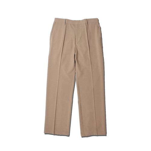 EASY WIDE SLACKS / BEIGE