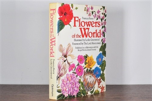 【VW055】Flowers of the World /visual book