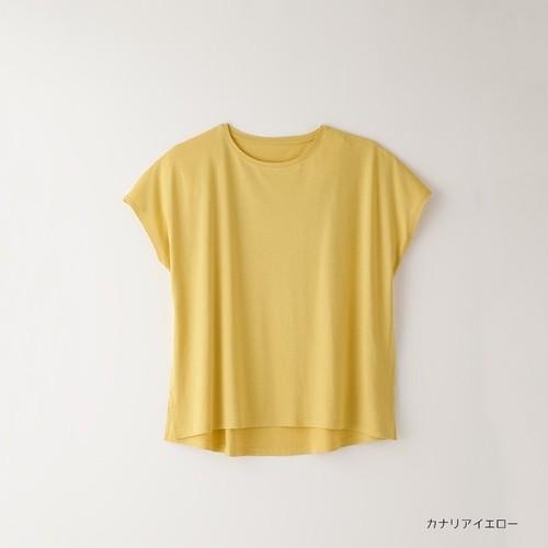 TAKEFU スクエアフレンチTシャツ