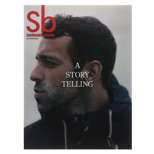 Sb Skateboard Journal Vol.24