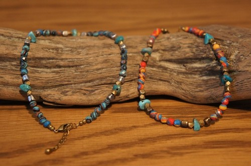 beads anklet