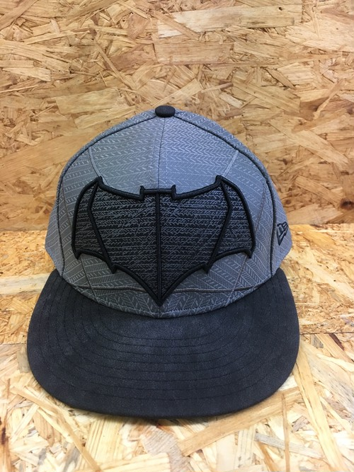 NEW ERA BATMAN BBキャップ hero 限定 superman 新品
