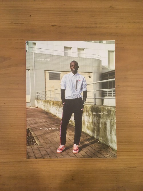 『Victory of Youth』Pieter Hugo × Riccardo Tisci