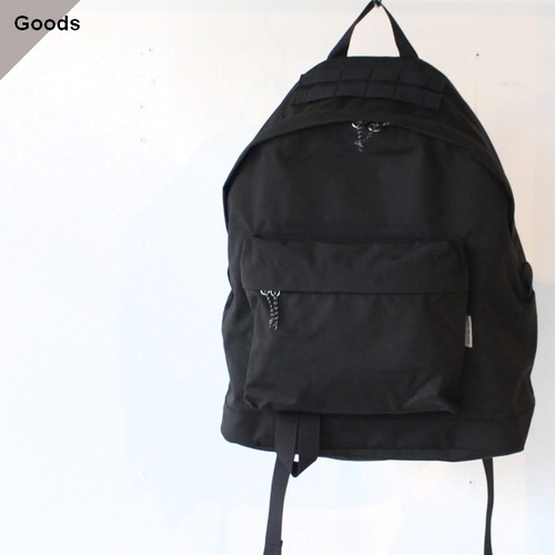 ENDS and MEANS エンズアンドミーンズ Daytrip Backpack (Black)