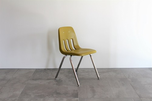 VIRCO CHAIR - Olive -