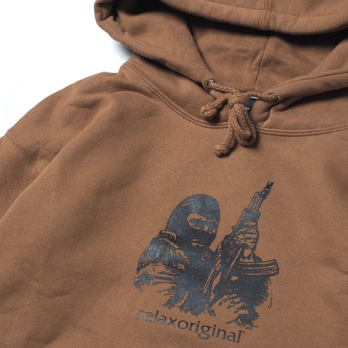 Guerrilla Pullover Hoodie