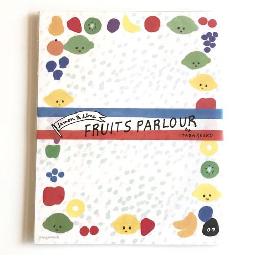 TADA REIKO レターセット FRUIT PARLOUR