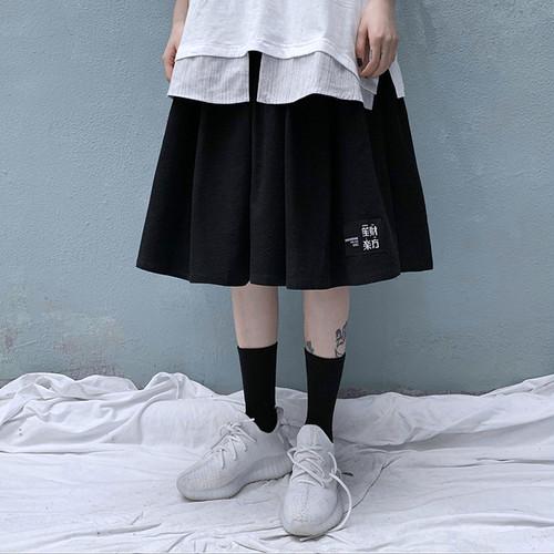 吉業重工 プリーツスカート