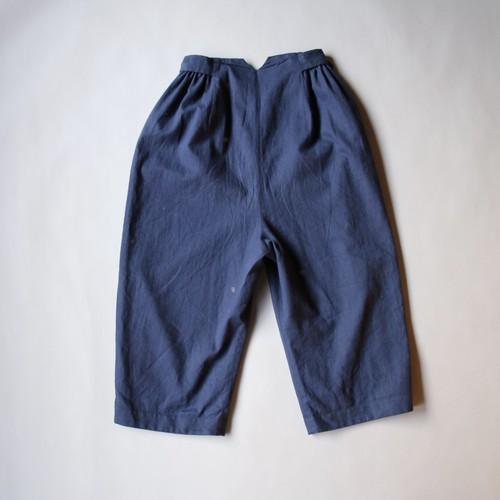 Suie(スィ)Volendam Workers Pants ネイビー  【受注オーダー】