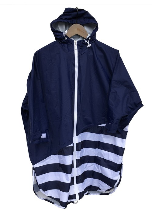 PORD KIDS 130 | Navy x Border