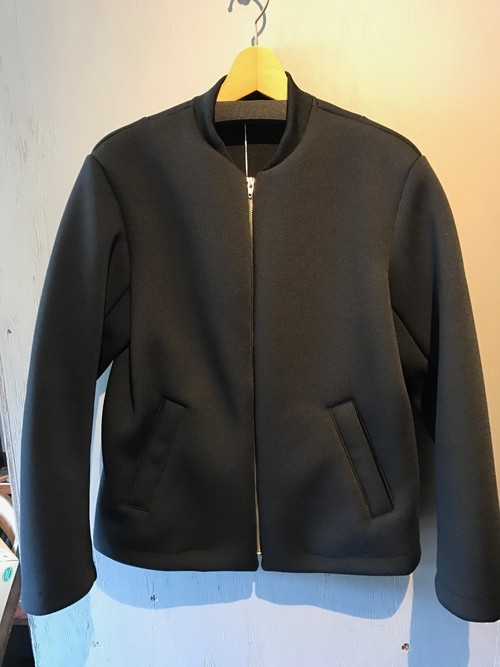 AIR KNIT BLOUSON(LAMOND)