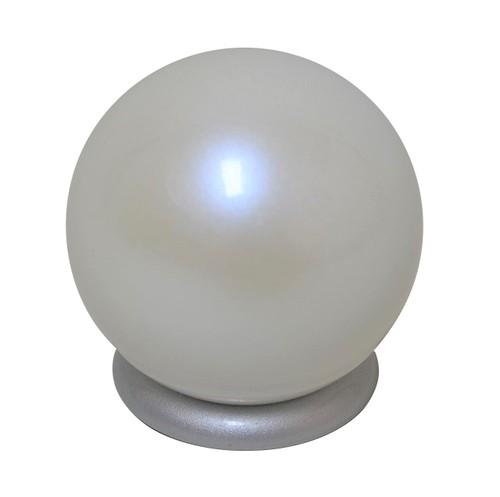 分骨壺 球型(パールホワイト)