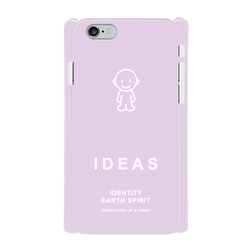 IDEAS/iPhone6/6sケース 800-ピンク