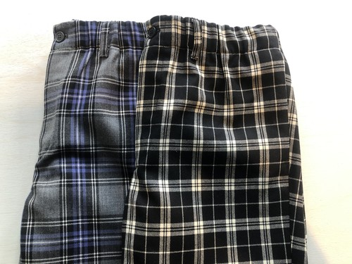 "FP EASY PANTS II ""CHECKERS"""