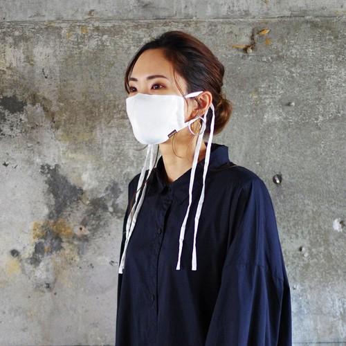 「究極のオーガニックマスク」2層リネンシルクマスク ロングリボン付きセット【bionatural】