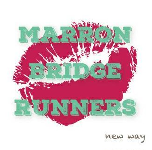 MARRON BRIDGE RUNNERS 『new way』本体300円+送料100円