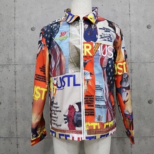 ハスラージップジャケット《MOL6-42》