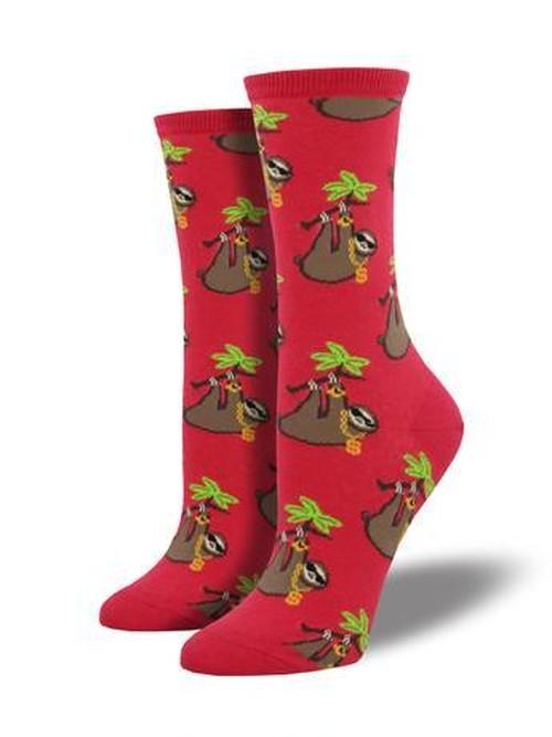 Bling Bling Sloth (ナマケモノ) -Sock Smith(ソックスミス)