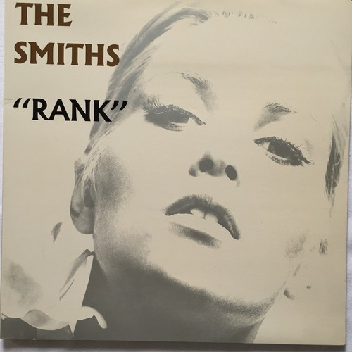 【LP・米盤】The Smiths / Rank