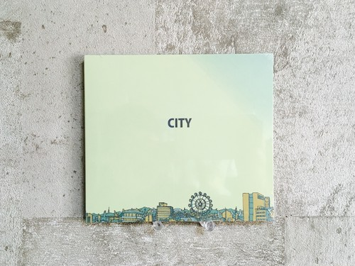 YMB(yoshinao miyamoto band) / CITY