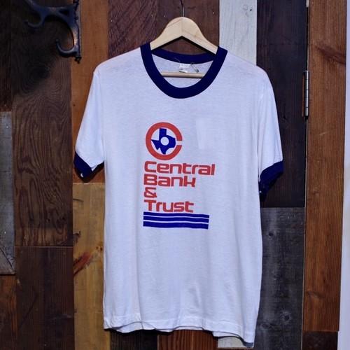 1980s Screen Stars Ringer T-Shirt / 80年代 スクリーン スターズ リンガー Tシャツ