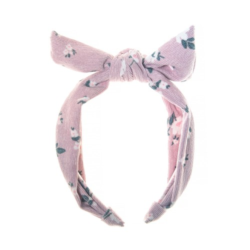 H1425H Florence  Tie Head Band Heather