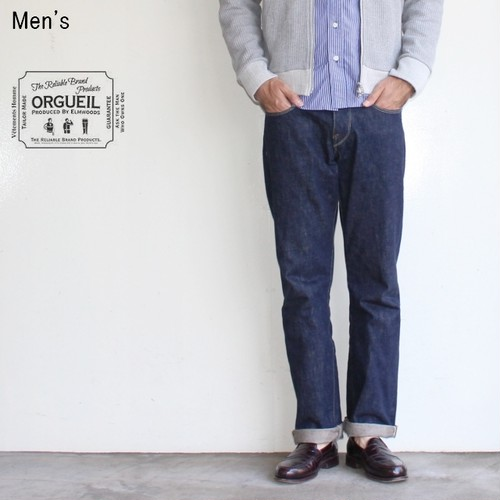 ORGUEIL テーラージーンズ Tailor Jeans OR-1001 (ONE WASH)