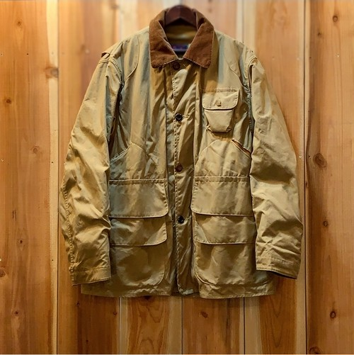 50-60's 【mint condition!!】RED HEAD コットンポプリン hunting-jacket