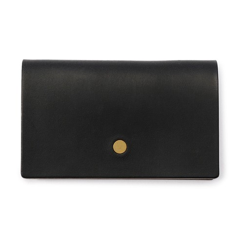 forme Card case Liscio black