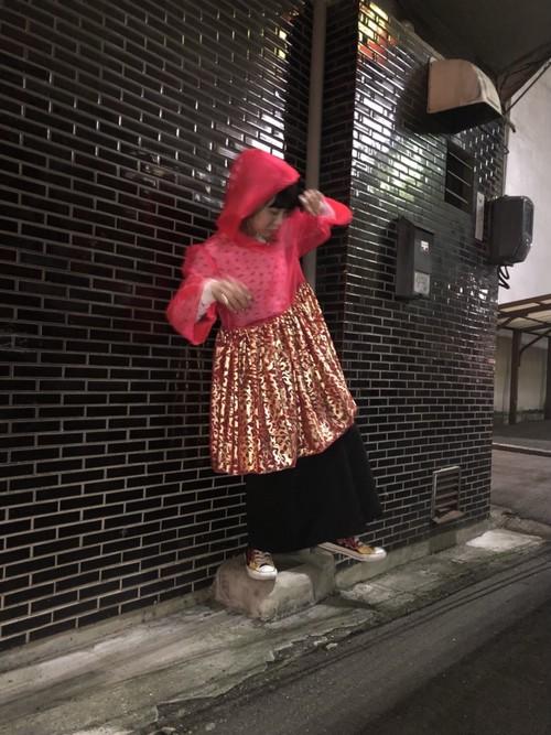 【MIYANISHIYAMA】鉄火巻きワンピース