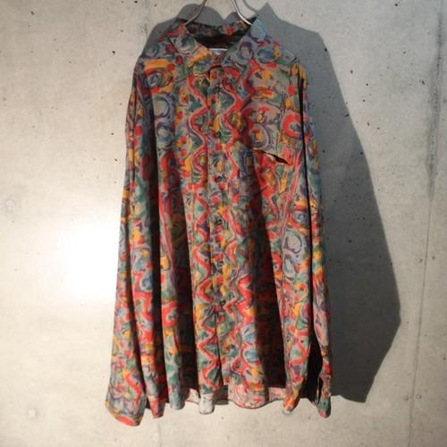 Made in UK Cotton Design Shirt