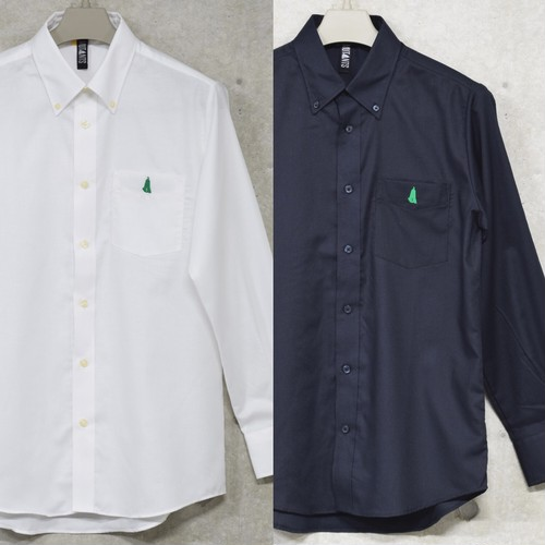 【MUTANTS】Classic Oxford Shirts
