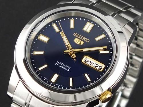 セイコー SEIKO セイコー5 SEIKO 5 自動巻き 腕時計 SNKK11K1 ブラック