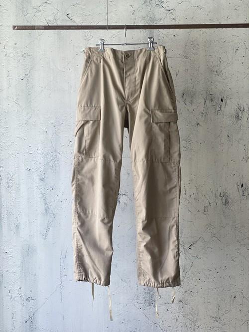 sand beige cargo pants