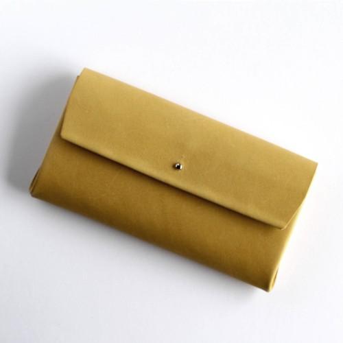 suare long wallet #karashi / スアレロングウォレット #カラシ 長財布