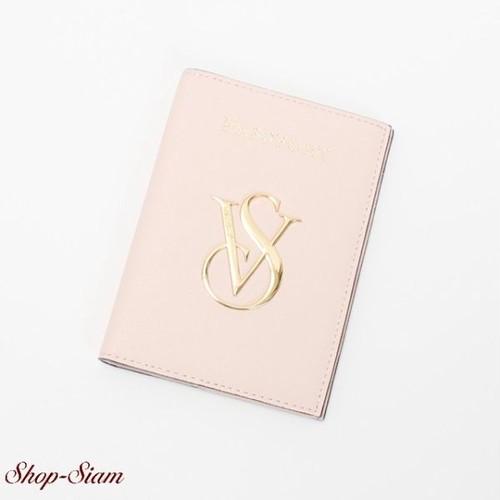 Victoria's secret/ヴィクトリアシークレット  VS レザー パスポートケース(ヌード)