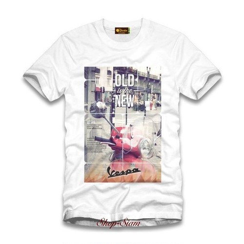 Old is New Art Printing T-Shirts