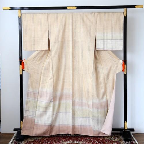 1604 新田工房謹製◆紅花紬