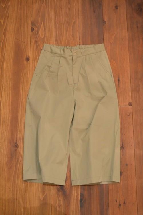 .efiLevol / 3/4 Length Wide pants
