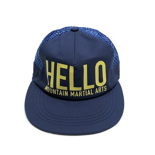 【Mountain Martial Arts】MMA Hello Mesh Cap