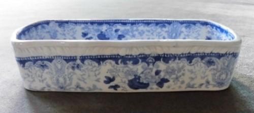 D30-42 ブルー&ホワイト