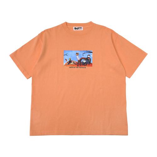 Peach Tee(orange)
